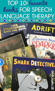 The Top Recommended Books for Elementary SLPs