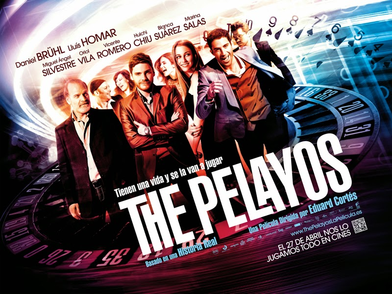 Cartel de The Pelayos