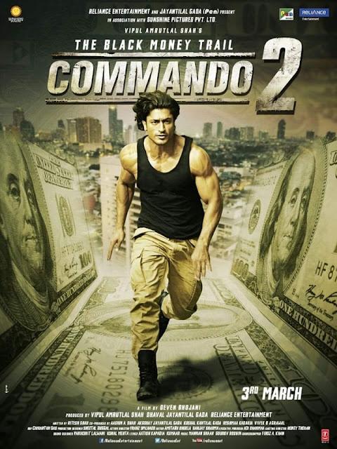 Commando 2 2017 Movie Download Full HD DVDRip