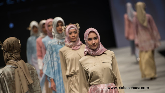 5 Fakta Perkembangan Fashion Design Busana Muslim