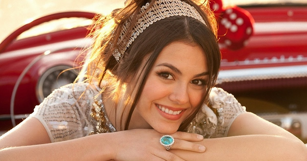 Sweet Girl Picture Wallpaper Lovely Wallpapers Victoria Justice Cute Amp Lovely