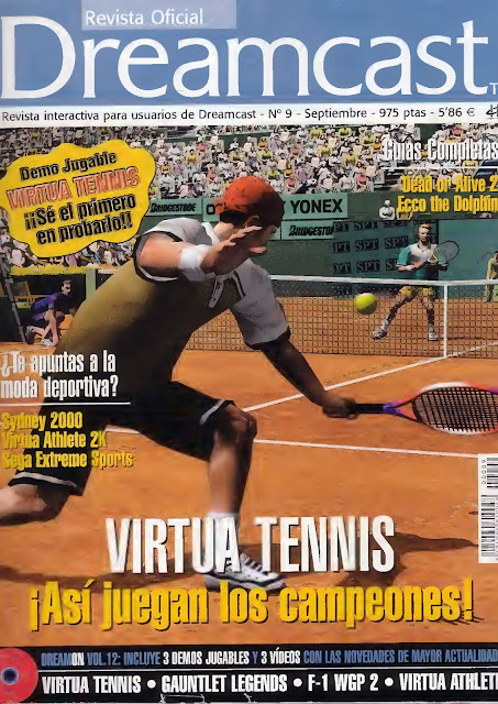 Revista Oficial Dreamcast Issue N°9