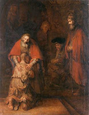 Obra Rembrandt Hermitage