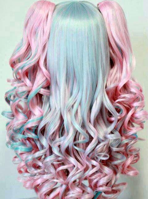 pelo de colores 2017