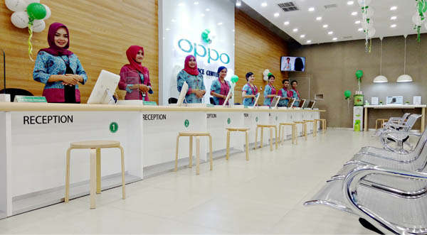 Alamat & Nomor Telepon Service Center Oppo Jakarta Utara