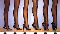 gambe donna tacchi