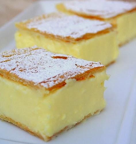 Vanilla Slice – Tasty Apron