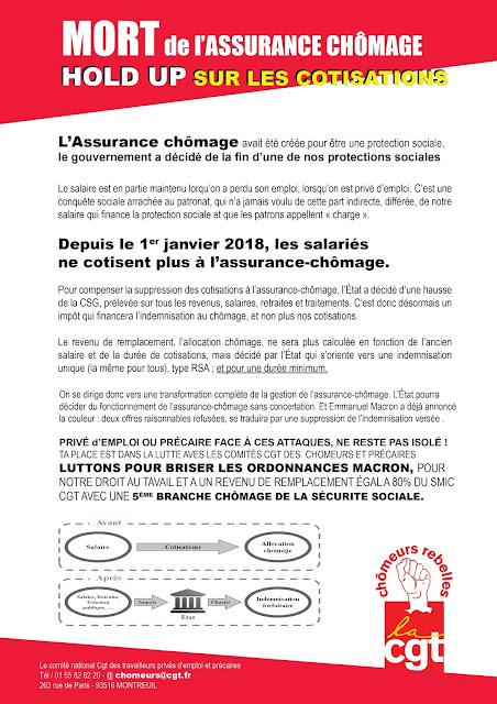 1d6932ca8f8068 Macron met fin à l assurance chômage - Quelles conséquences pour les ...
