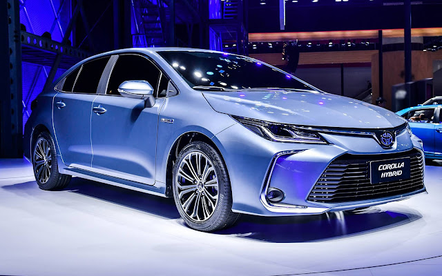 Novo Toyota Corolla 2020 - Brasil