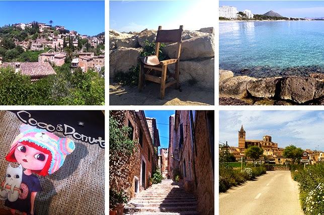 Ynas Design Blog. Mallorca Impressionen.