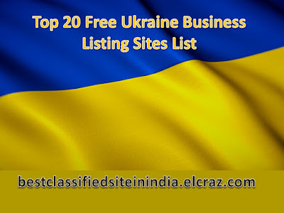 Top 20 Free Ukraine Business Listing Sites List | Ukraine