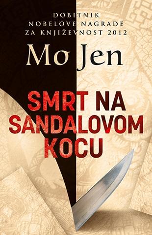 """""""Smrt na sandalovom kocu"""" - Mo Jen"""
