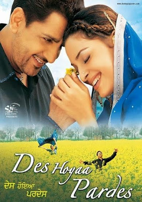 Poster Of Des Hoyaa Pardes (2011) In 300MB Compressed Size PC Movie Free Download At worldfree4u.com