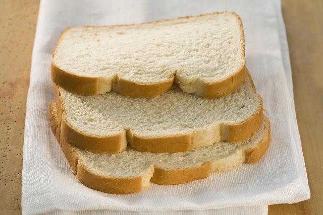 pain blanc de base pour les débutants
