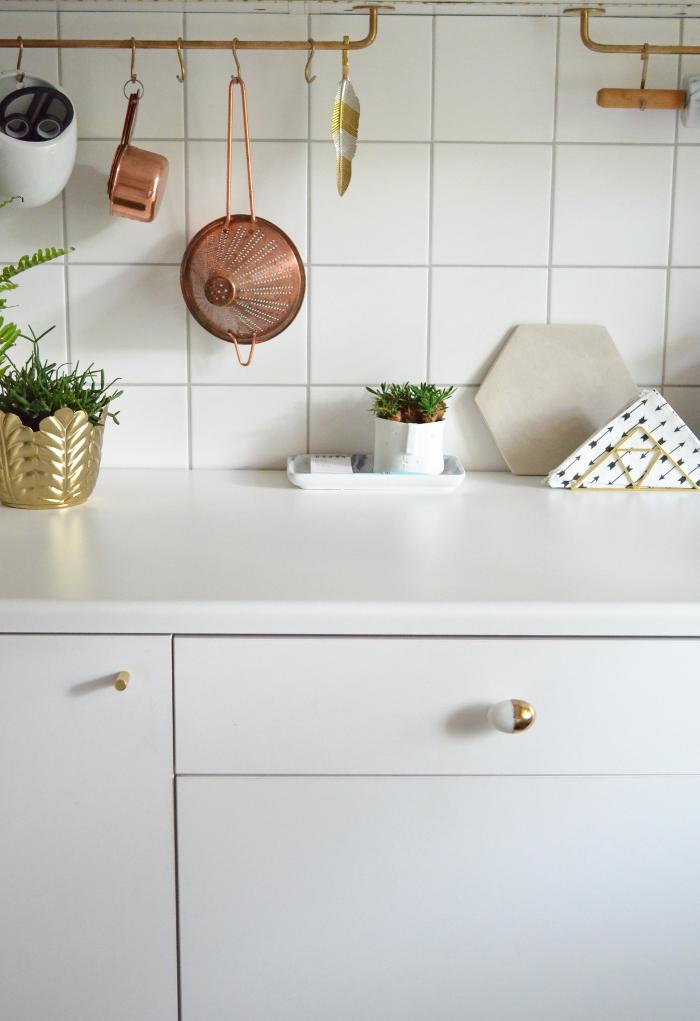 Make it boho : Goldene Zeiten für die Küche