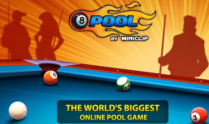 Game Smartphone - 8 Ball Pool