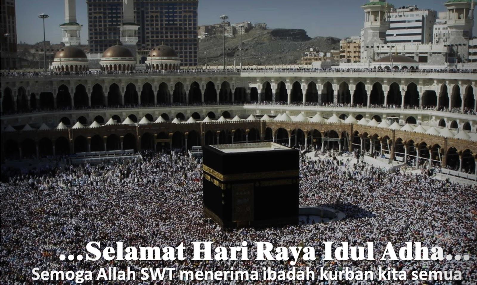 Lebaran Haji 2017