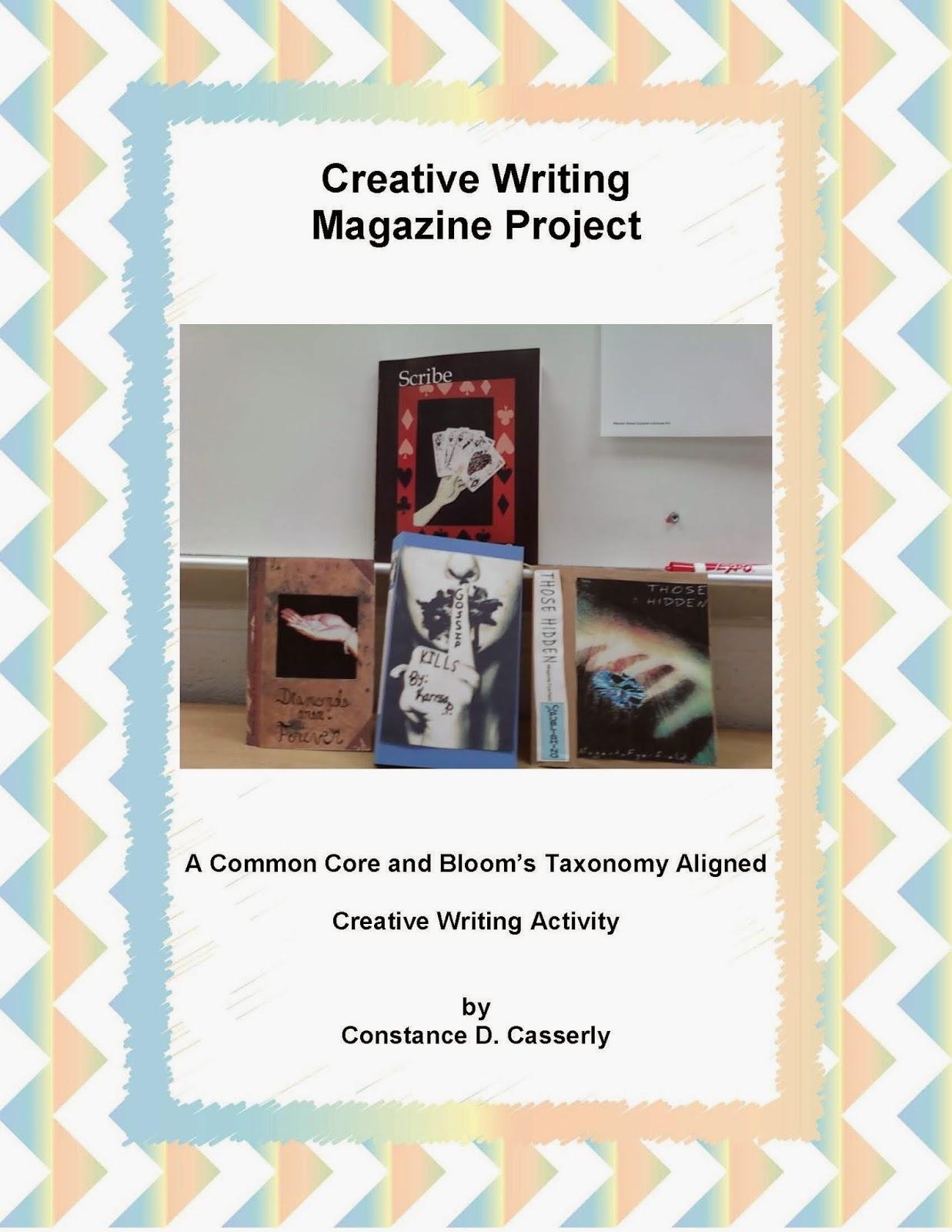 Teaching creative writing middle school