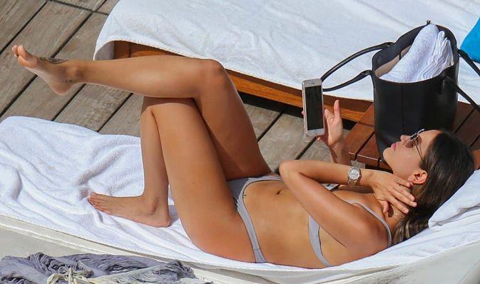Мексиканська актриса і модель Ейса Гонсалес