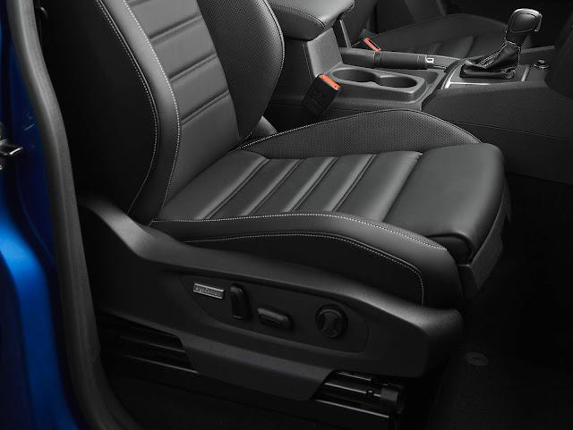 VW Amarok 2017 V6 3.0 - interior