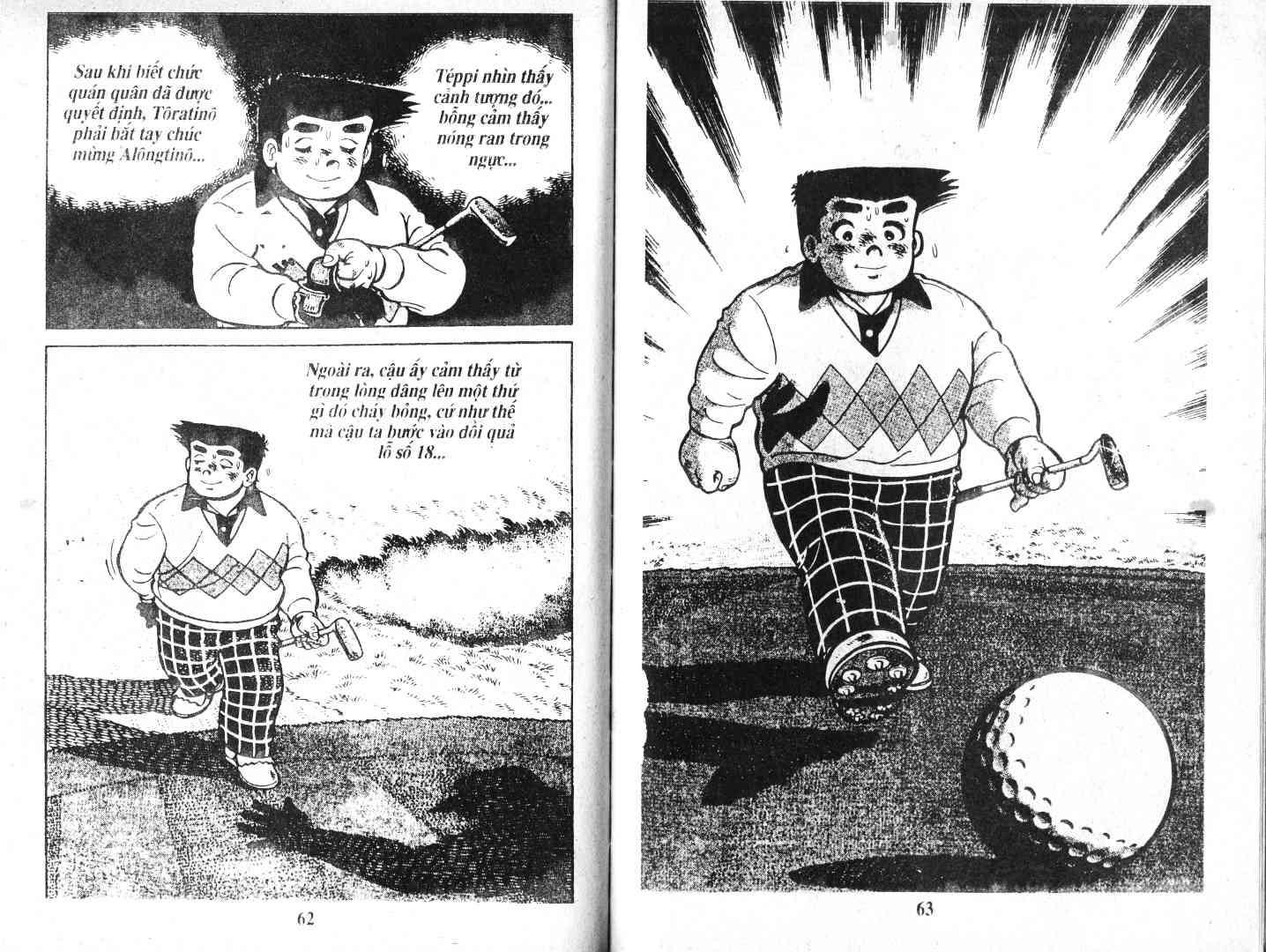 Ashita Tenki ni Naare chapter 48 trang 30