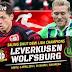 Prediksi Sepakbola Bundesliga | Bayer Leverkusen vs VFL Wolfsburg