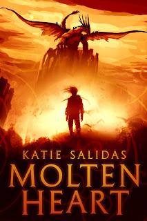 Molten Heart by Katie Salidas