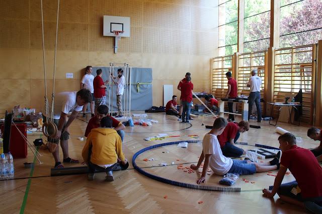 Teambuilding Ideen * Aktivitäten Outdoor Ramsau Steiermark Conout Österreich - REWE Group Persönlichkeitsseminar für Lehrlinge