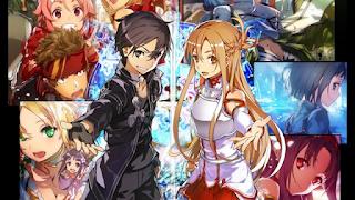 Sword Art Online comemora 10 anos