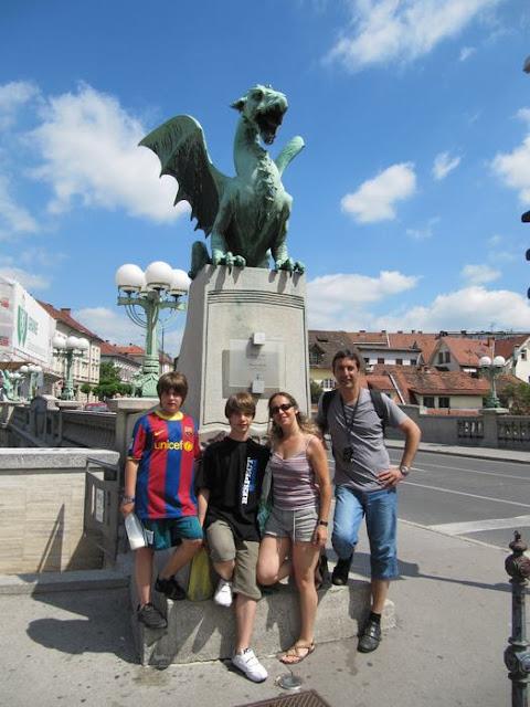 puentes de liubliana, ljubljana bridges