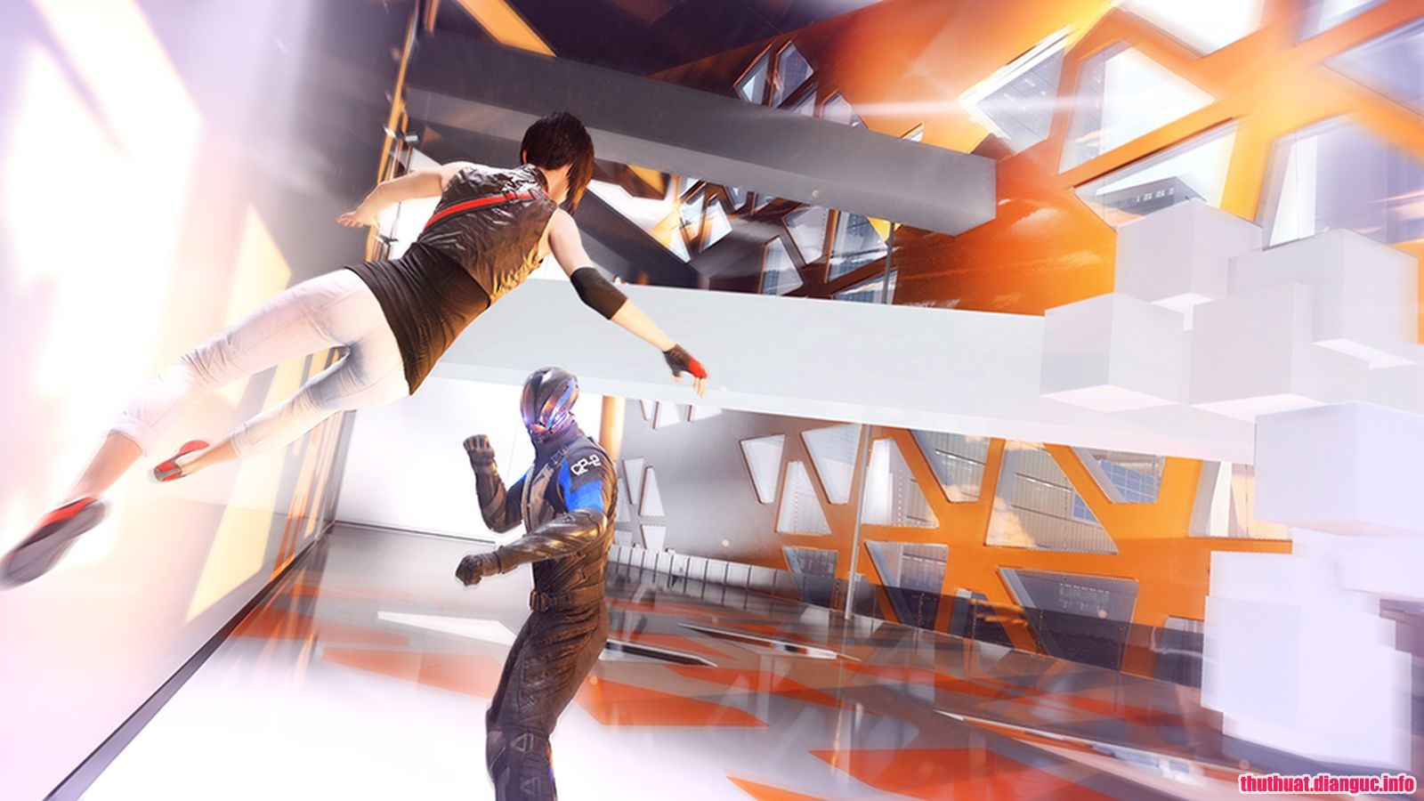 game Mirror's Edge full free download