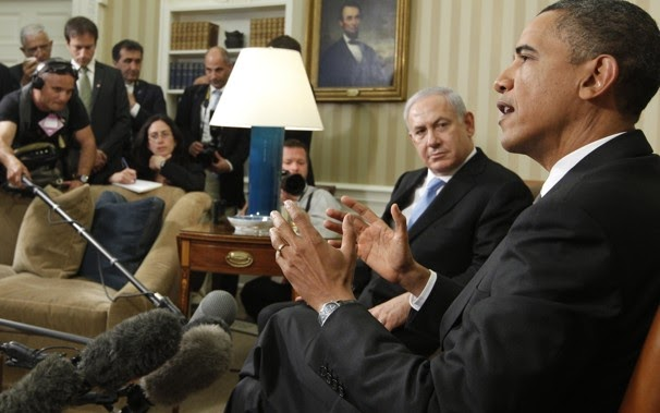 Jew Detector: News:: Obama Holds An Unrealistic View To Achieve Peace In