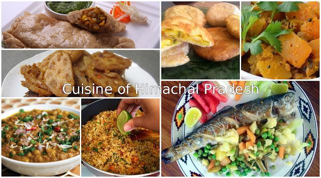 Cuisine of Himachal Pradesh