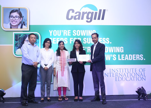 Indian students among 65 students chosen to be trained as future leaders under Cargill's Global Scholar Program