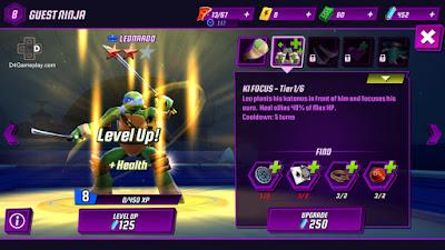 Ninja Turtles Legends Mod Apk v1.8.21 (Unlimited Money)