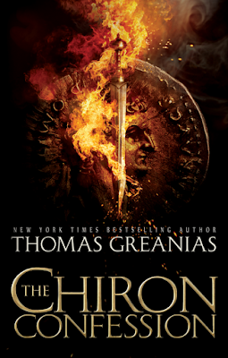 The Chiron Confession by Thomas Greanias