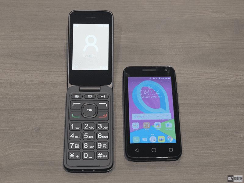 Alcatel 3026 and the Alcatel U3
