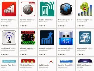Penguat internet android - Jenis aplikasi android yang tidak perlu