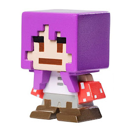 Minecraft Mooshroom Brawler Mini Figures