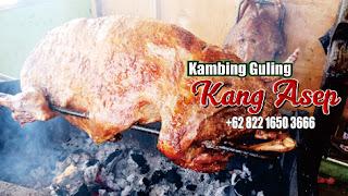 guling kambing cimahi