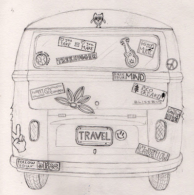 bumper bus - How Soul Flower's Designs Come to Be