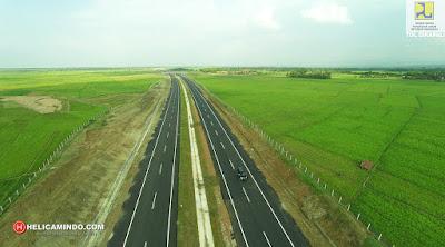 Foto Udara Tol Cipali