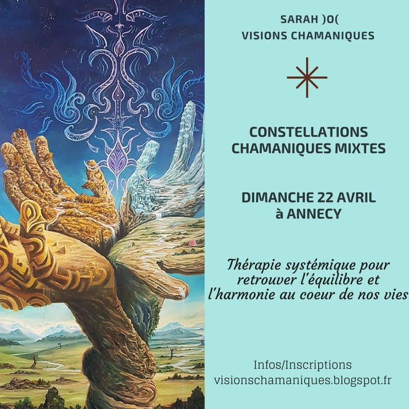 Constellations Chamaniques Mixtes