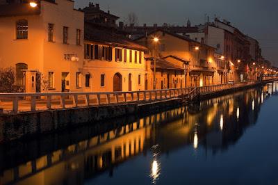 #Travel - O que quero ver em Milão Navigli
