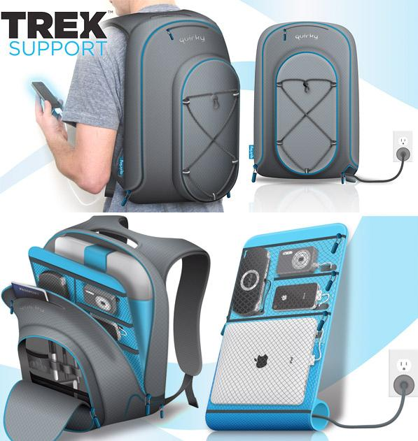 0eba679d177d Innovative and Cool High Tech Backpacks (30) 30