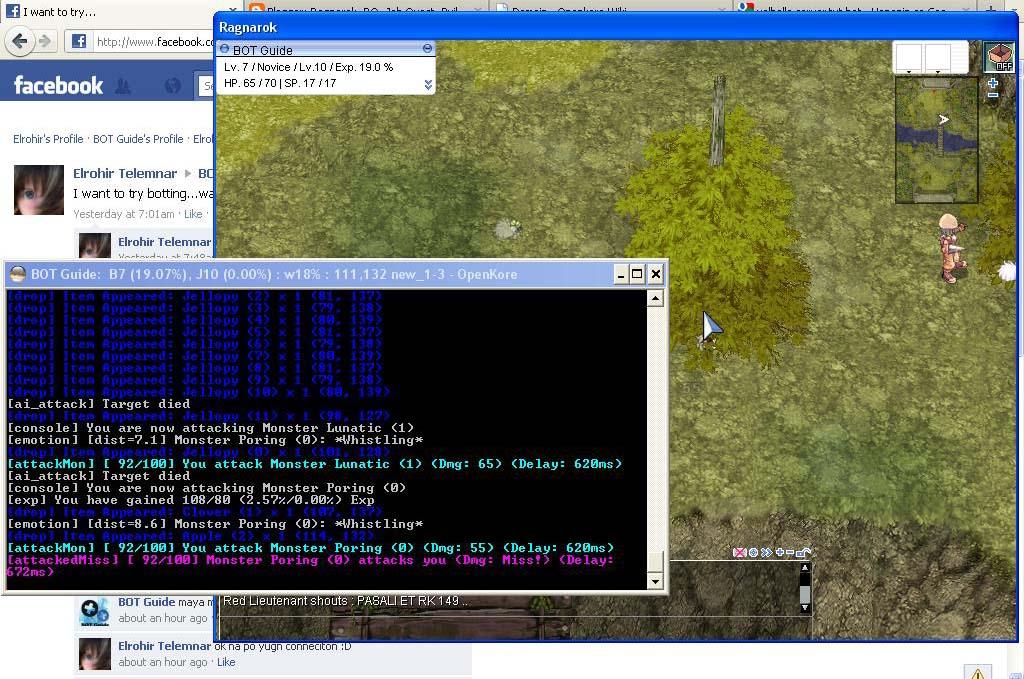 Ragnarok Mobile Bot Script