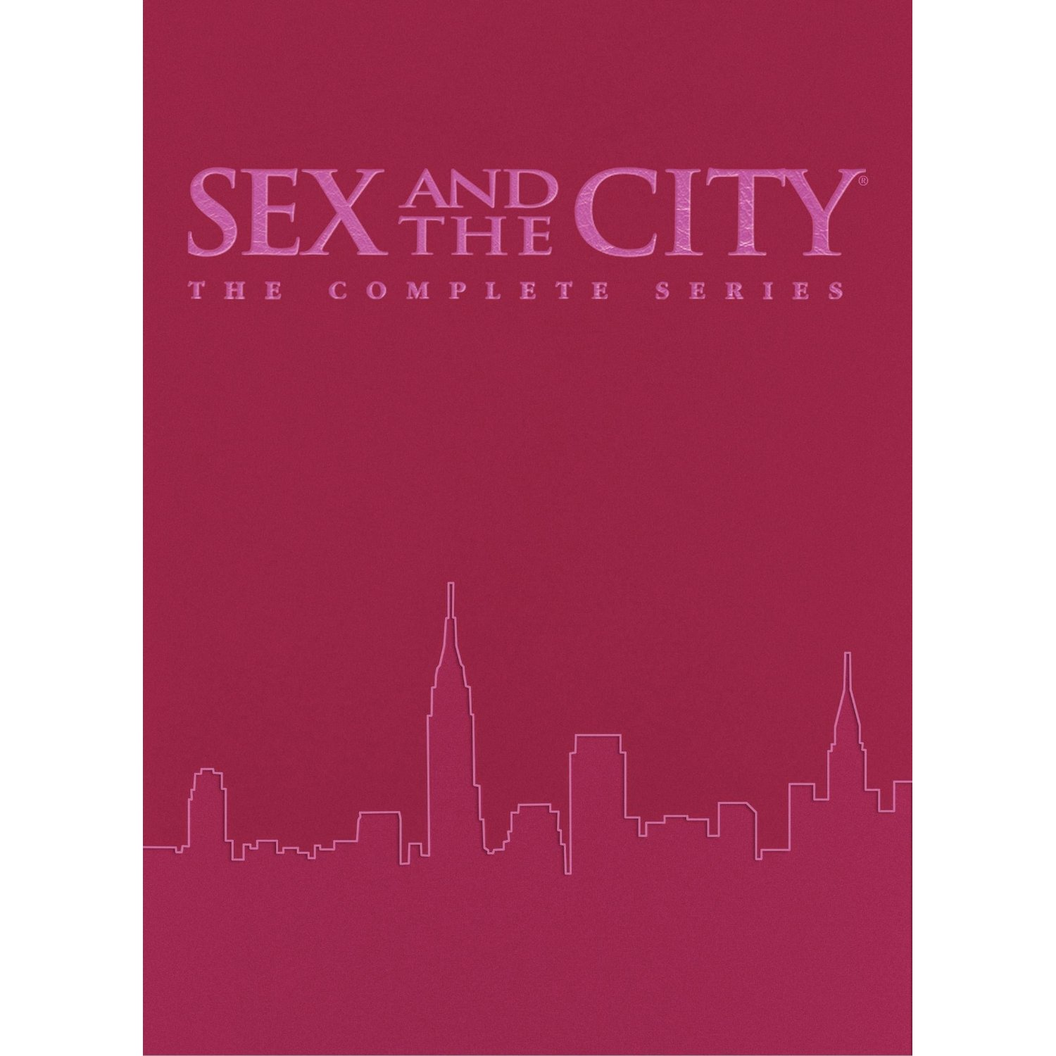 complete dvd set sex and the city in Liverpool