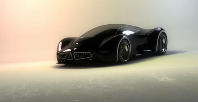 auto nuevo modelo color negro