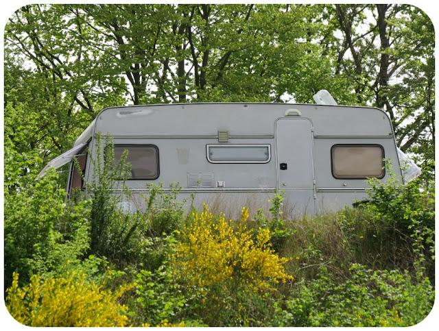 caravan makeover 13 testfahrt testnacht und kleines. Black Bedroom Furniture Sets. Home Design Ideas