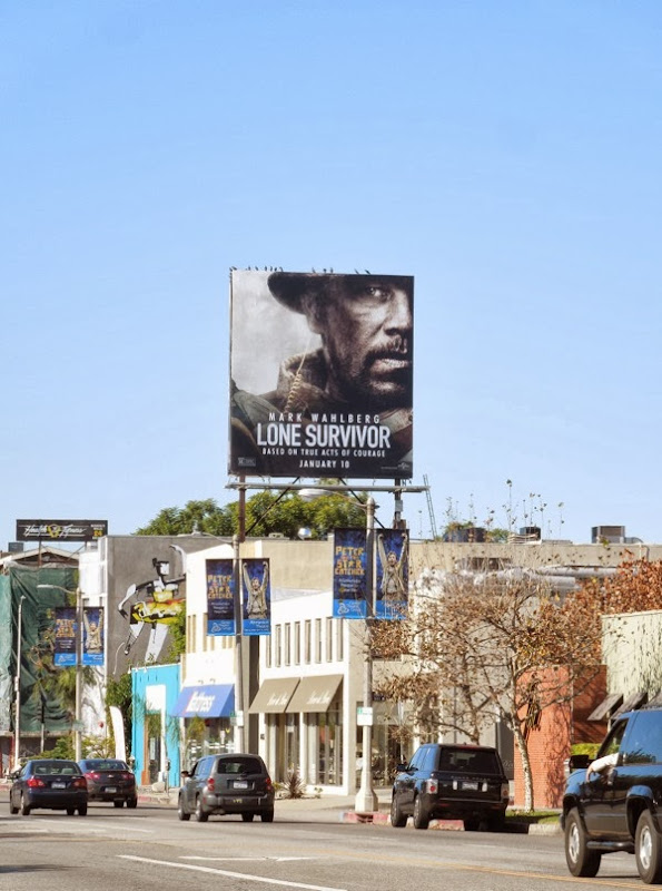 Lone Survivor billboard